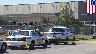 UPS shooting: fired employee shoots two supervisors, then takes own life