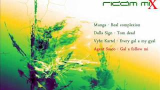 Touch Screen Riddim Mix [October 2011] [Sam Diggy Records]