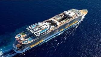 5 Maailman isointa laivaa