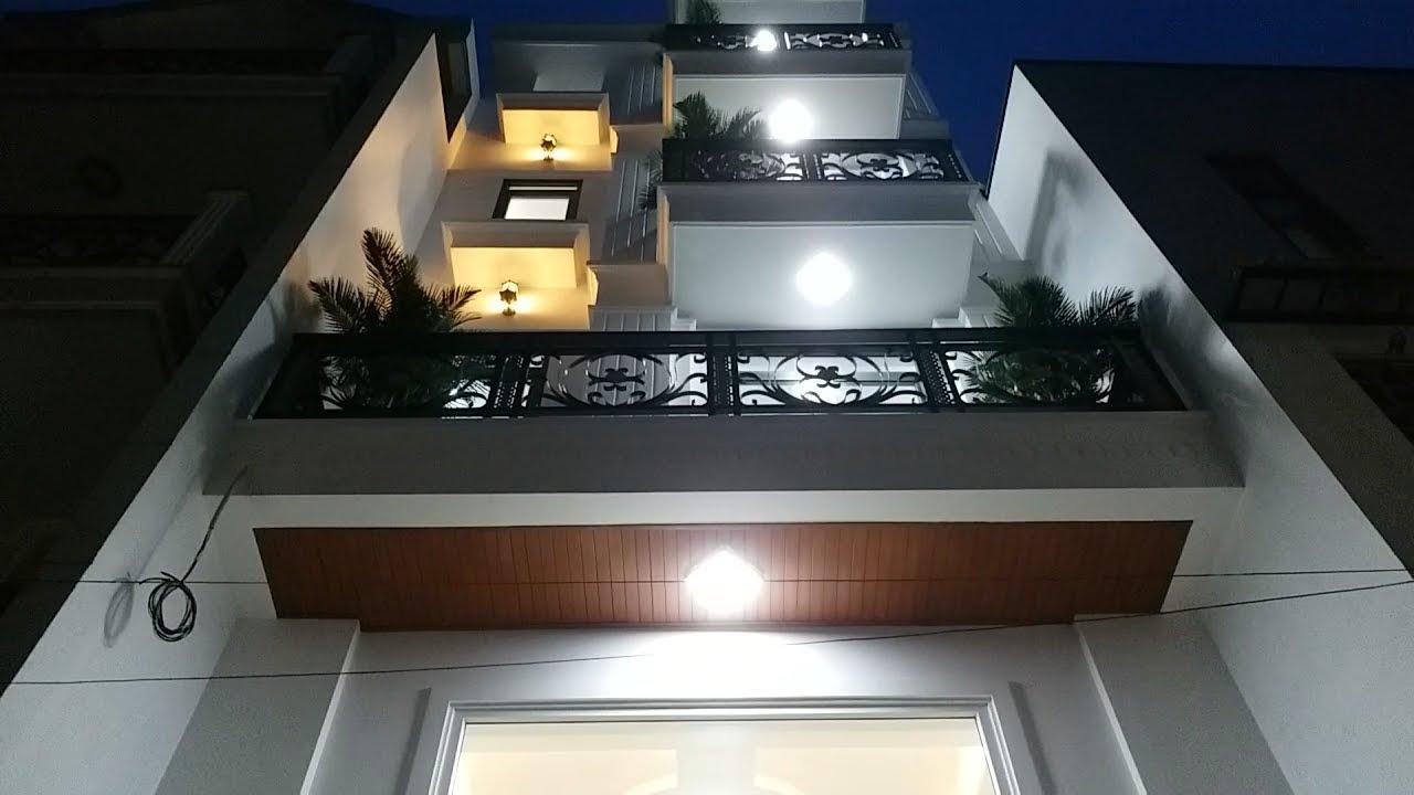 Bán Nhà Gò Vấp-DT 5×14.5m trệt lửng 3 lầu-Biệt Thự Phố tuyệt Đẹp,Quang Trung GV