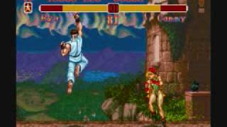 Fun with Super Street Fighter II:The new challengers thumbnail