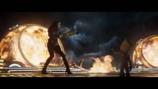 Strážci Galaxie Vol. 2 - oficiální trailer (2017) - české titulky