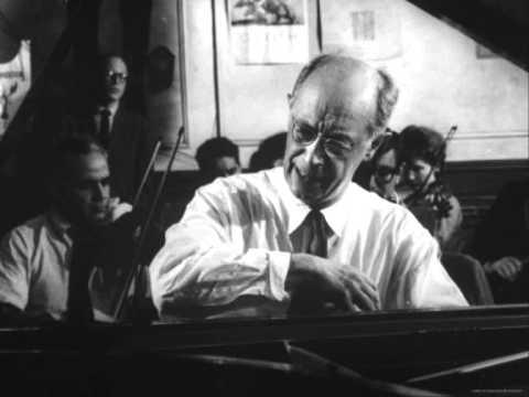 Mozart - Piano concerto n°16 K.451 - Serkin / Schneider