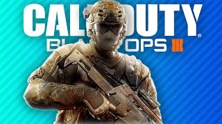 THE FROZEN FORREST | Call of Duty: Black Ops III