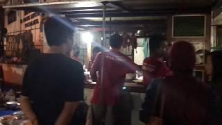 Yogya street food near alun alun utara