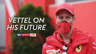 F1? Punditry? Retirement? What does the future hold for Sebastian Vettel? | Exclusive Interview