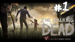 The Walking Dead #1 - A new day part1 [VOSTFR]