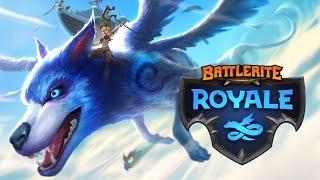 Поехали побегаем в Battlerite Royale - посмотрим что за игра, а потом в Кузин рояль