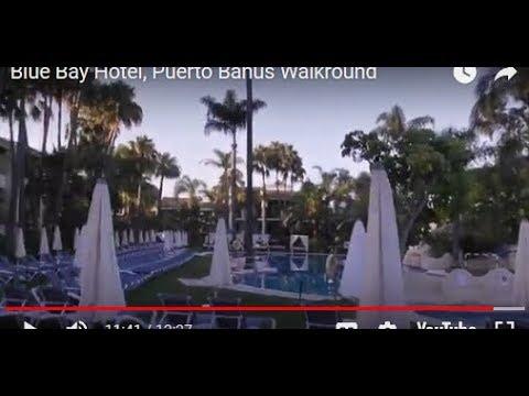 Our Blue Bay Hotel, Puerto Banus, Walkround