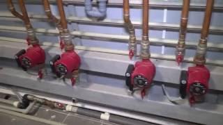 видео Потолочное панельное охлаждение помещений