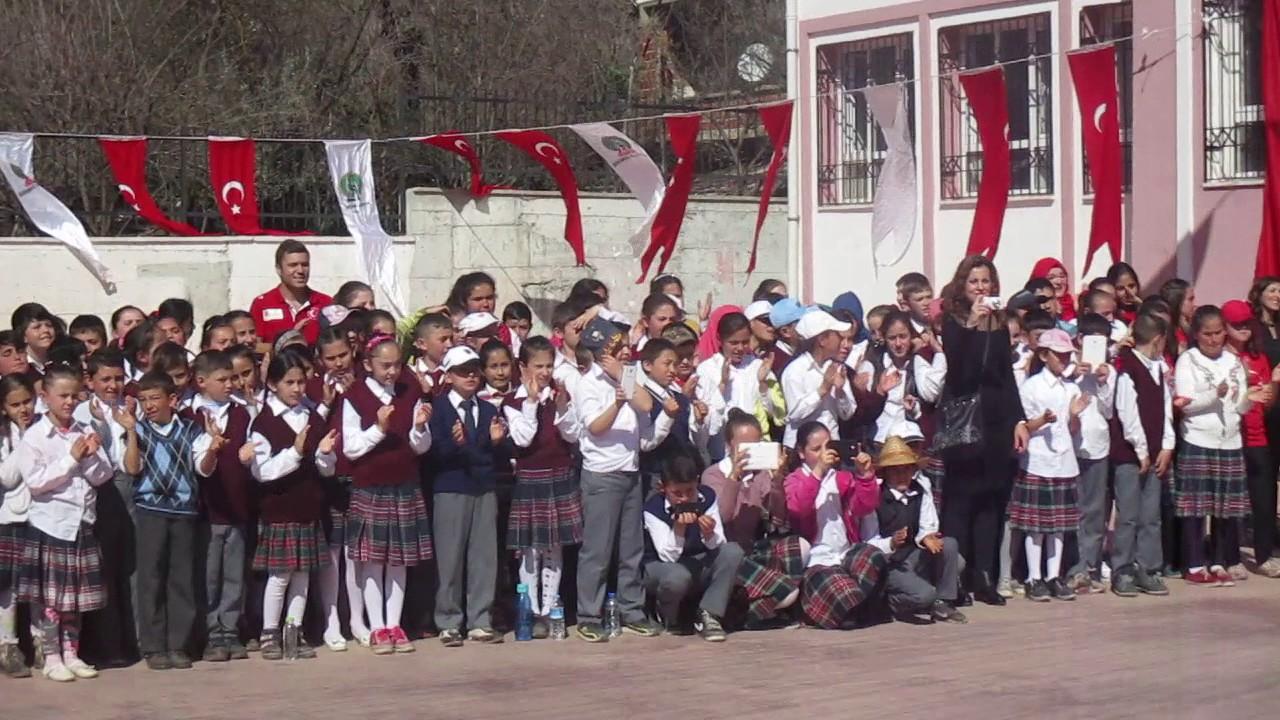 Ödemiş nevruzu Hamamköy'de kutladı (3)
