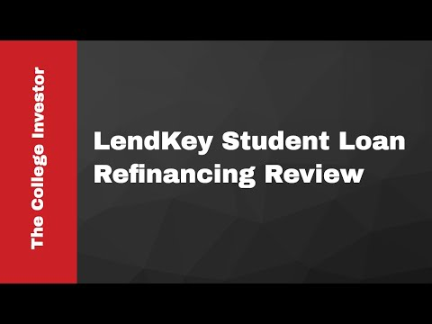 LendKey Student Loan Refinancing (And Private Loans) Review