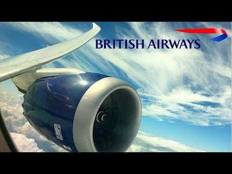British Airways | 787-9 Dreamliner | Jeddah ✈ London Heathrow | Club World |
