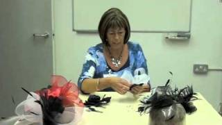 How to make a fascinator