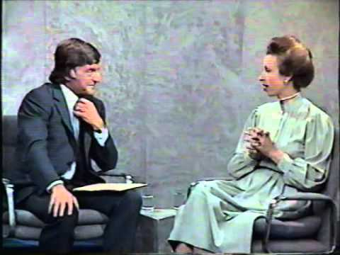 Princess Anne - Parkinson interview (part one)