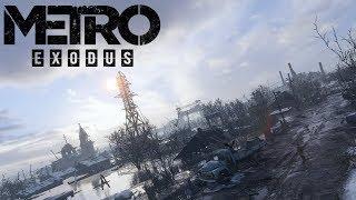 Metro Exodus - 30 Minutes of Non-Spoiler Gameplay