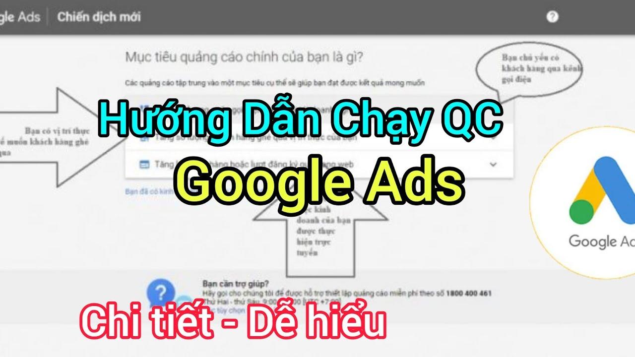 Hướng dẫn chạy quảng cáo Google Ads 2020 | Thiết lập từ khóa quảng cáo tối ưu – Phần 1