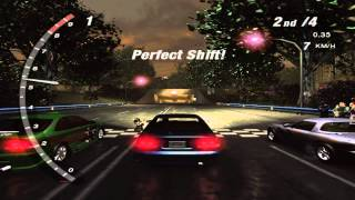 Need For Speed: Underground 2 - Race #5 - Drag (Stage 1)