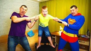 Фото с обложки Два Папы Вместо Одного!!! Матвей В Шоке!!! Видео Для Детей Video For Kids Матвей Котофей Для Детей