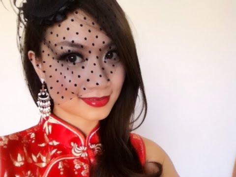 How to: Vintage Shanghai Glamour | HAUSOFCOLOR