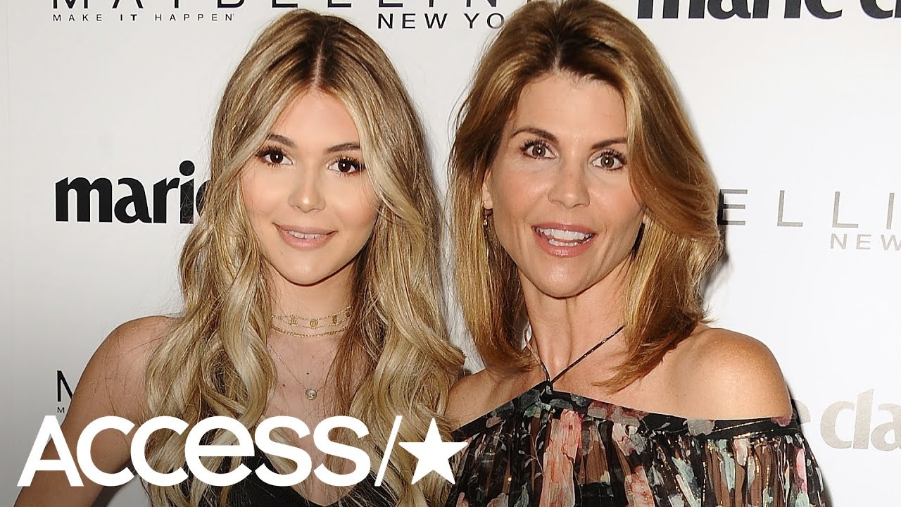How Much Did Lori Loughlin's Daughter Olivia Jade Know About The College Bribery Scandal? | Access