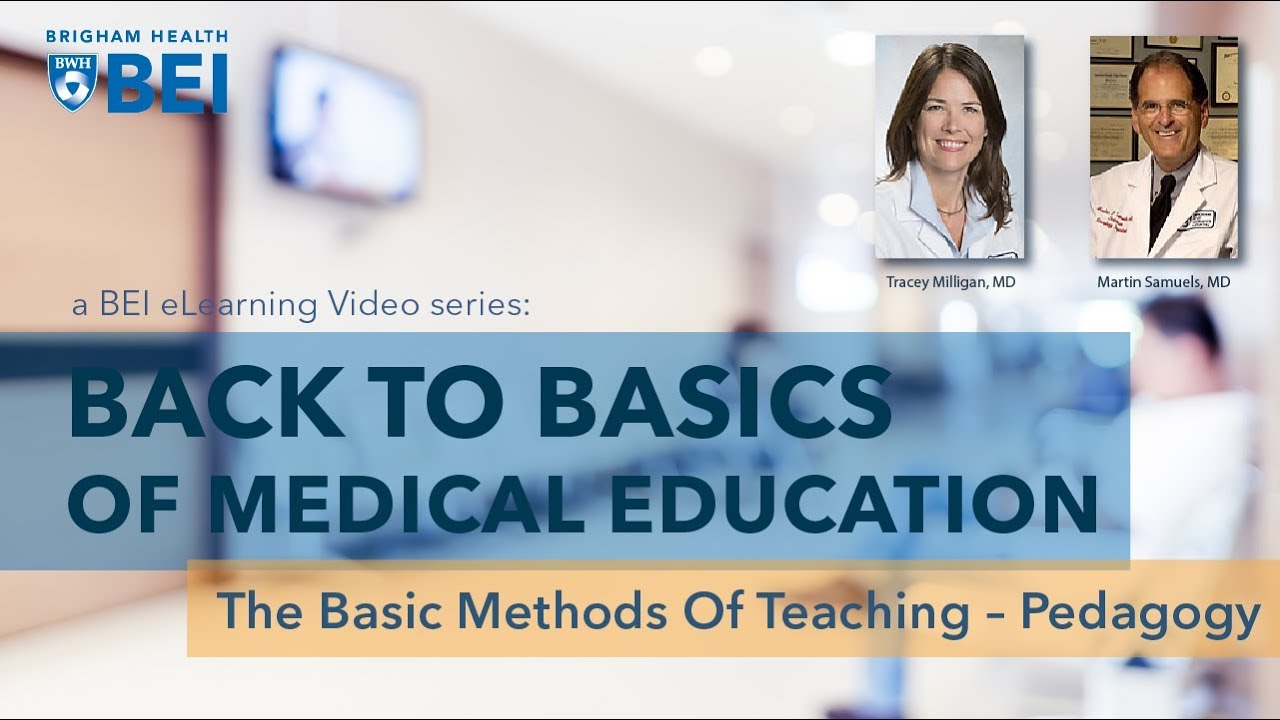 Basic methods of pedagogy 89