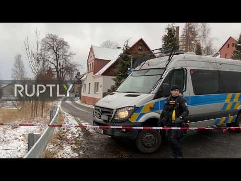 """Czech Republic: At least 8 killed in blaze at disabled people""""s home near German border"""