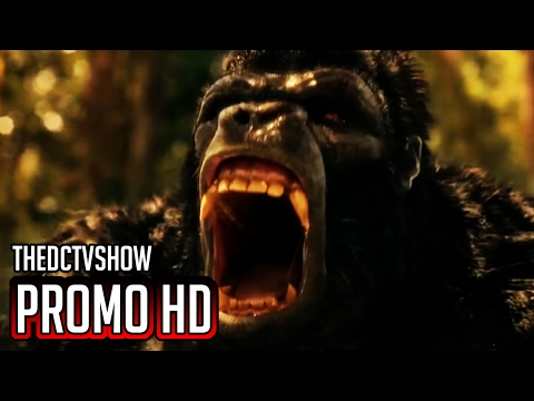"""The Flash 3x13 Extended Promo """"Attack on Gorilla City"""" Season 3 Episode 13 Preview"""
