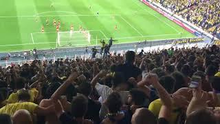 Fenerbahçe'miz   Benfica Saldırsana Kanarya! | OKUL AÇIK TV