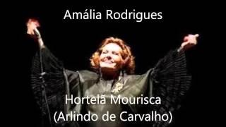 Amália Rodrigues - Hortelã Mourisca (Arlindo de Carvalho)