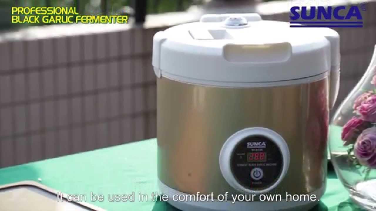 HUKOER Automatic Black Garlic Fermenter Black Garlic Ferment Box Garlic Maker Recycle Intelligent Fermentation Machineil