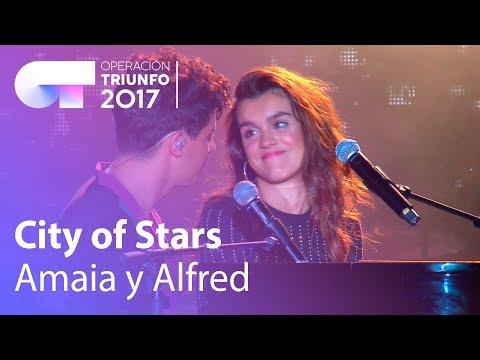 Amaia y Alfred - 'City of Stars' | OT Concierto Bernabéu