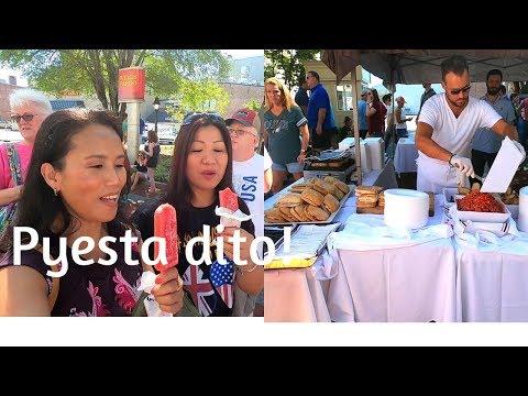 RESTAURANT FESTIVAL (September 2019) WEST CHESTER PENNSYLVANIA