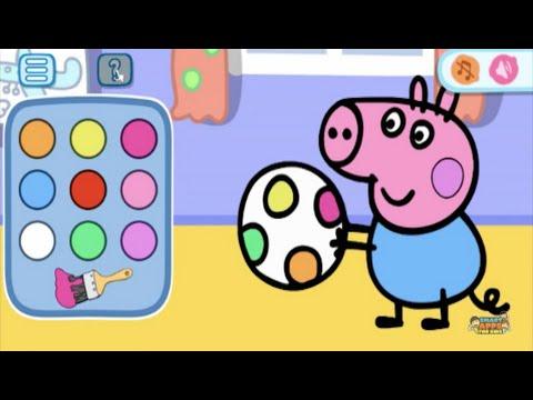 Peppa Pig Mini Games Part 1 Best App Demos For Kids Philip