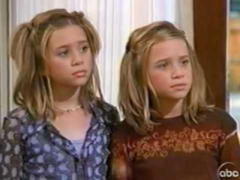 Olsen Twins - Identical Twins