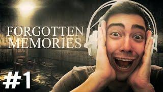 MANEQUINS DE NOVO NÃO! - FORGOTTEN MEMORIES - Parte 1