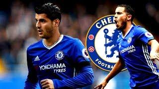 ► Eden Hazard & Alvaro Morata ● Chelsea Power ◄