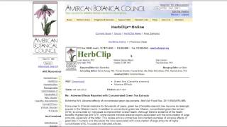 ABC Library - HerbClip