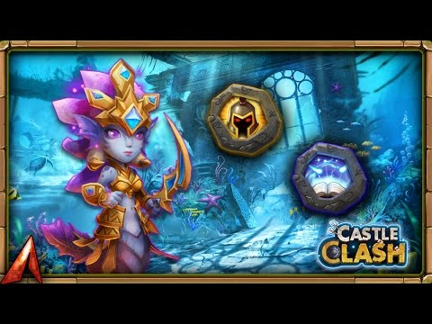 Double Evolving Siren! Castle Clash
