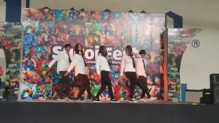 PENTA.M Dance Cover - Storm (M.A.P.6)
