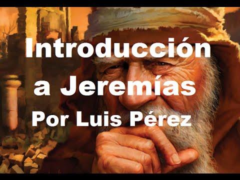 El Llamado Profético De Jeremías Lección 1 Escuela