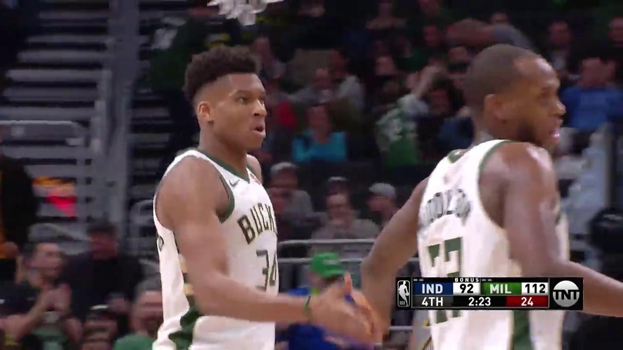 Indiana Pacers vs Milwaukee Bucks | March 7, 2019