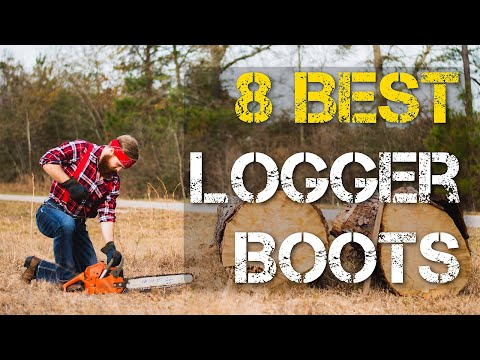 8 Best Logger Boots For Men
