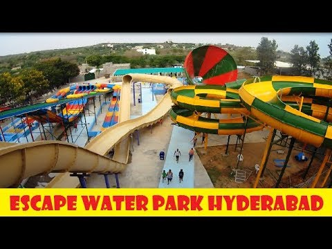 Escape Water Park Hyderabad || HD