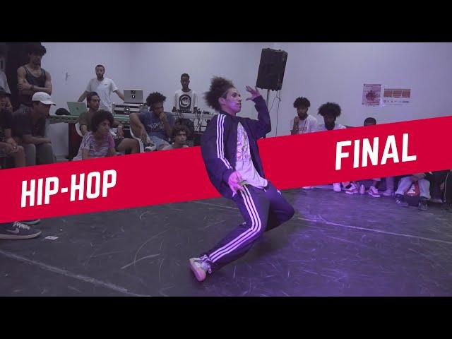WIDE vs DOUA ♣ 1vs1 Hip-Hop Final | Breakreate X Urban Whyz Festival
