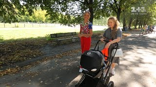 Олена Шоптенко показала тримісячного сина та розповіла, як поєднує роботу з грудним годуванням