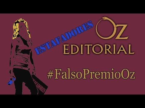 Estafa En El Premio Editorial Oz | #FalsoPremioOz  ✞ El Lado Oscuro ✞