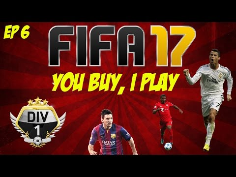 YOU BUY I PLAY FIFA 17 SERIES - Episode 6 - The Nigerian Partnership!