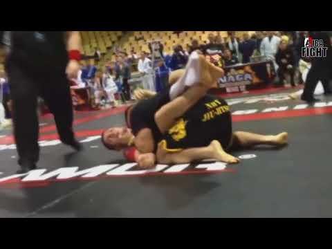 Khabib Nurmagomedov World Championship NAGA 1st