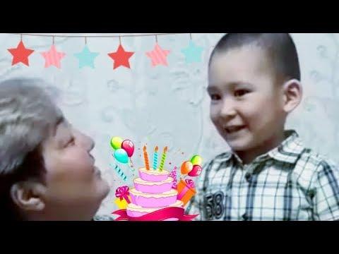 Стишок Бабушке на день рождения | Rhyme Grandmother Birthday In Russian | Стихи для детей